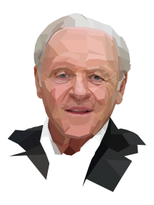 Anthony Hopkins Defender Personality