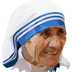 famous isfj personality mother teresa