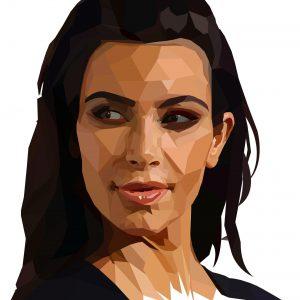 Kim Kardashian Famous ISFJ