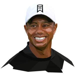 What is Tiger Wood's Personality type?